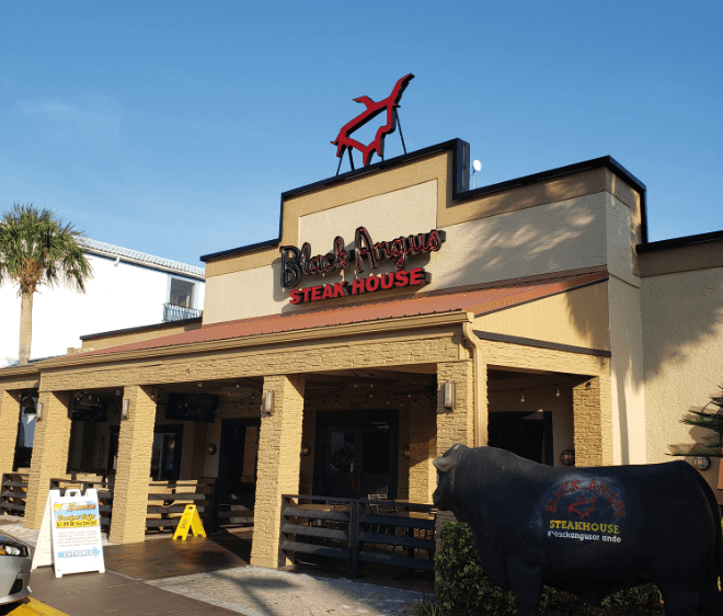 Black Angus Steakhouse Breakfast Buffet on I-Drive Orlando