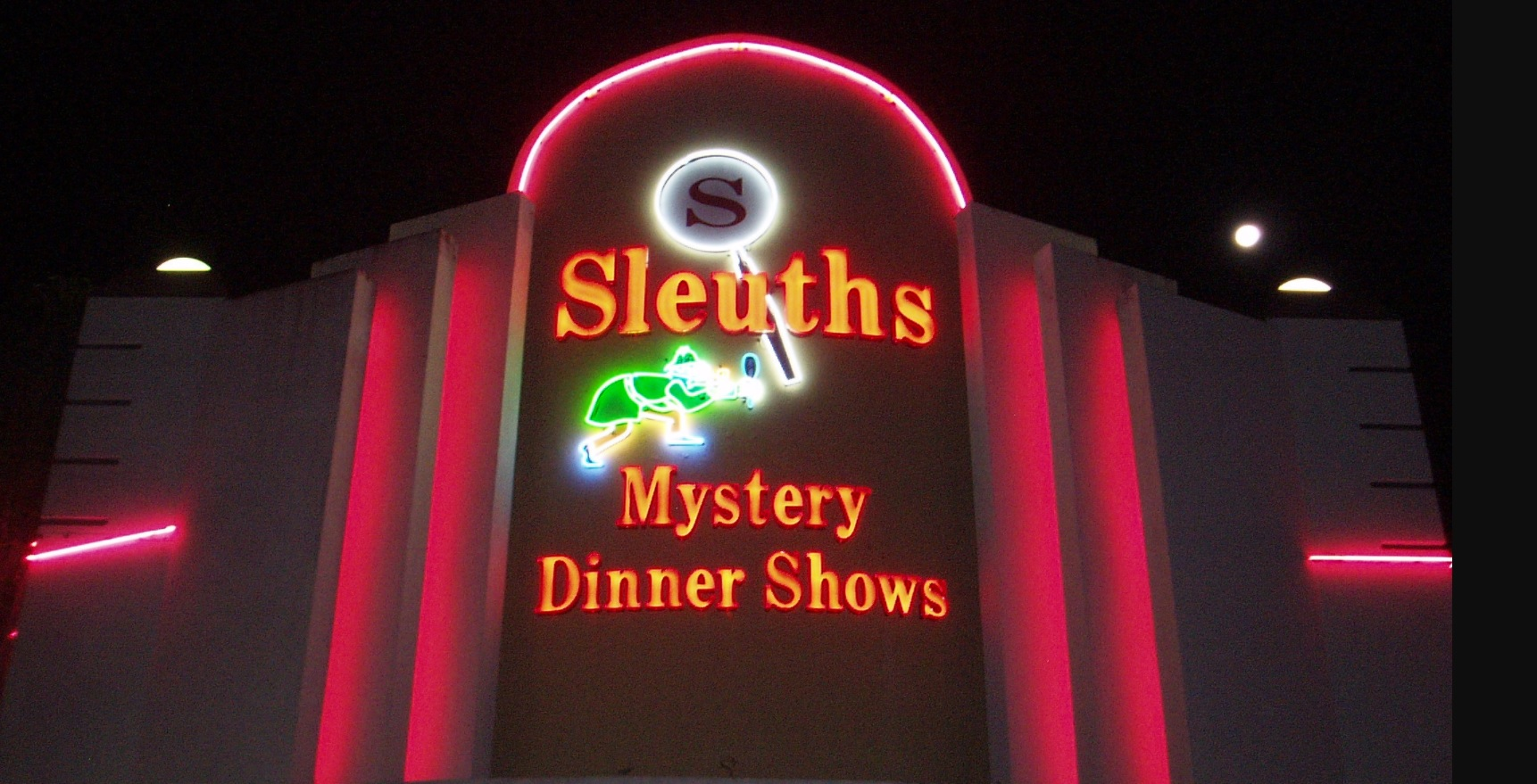 coupons sleuths mystery dinner show