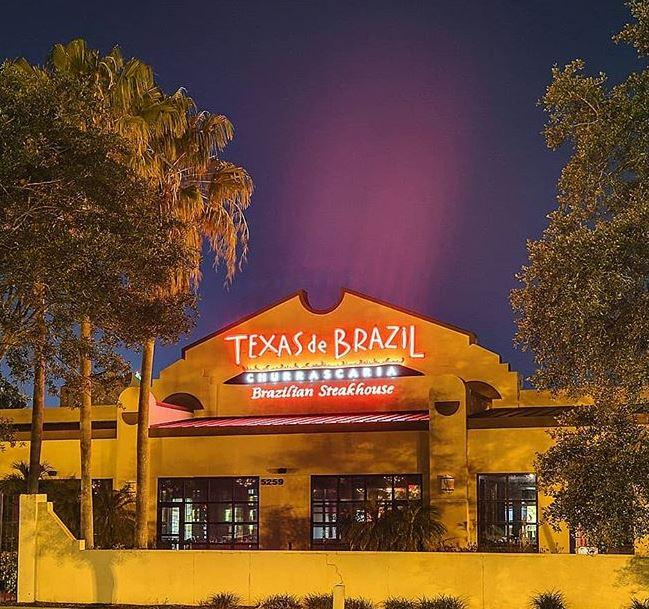 Win Dinner For Two To Texas De Brazil On I Drive Orlando