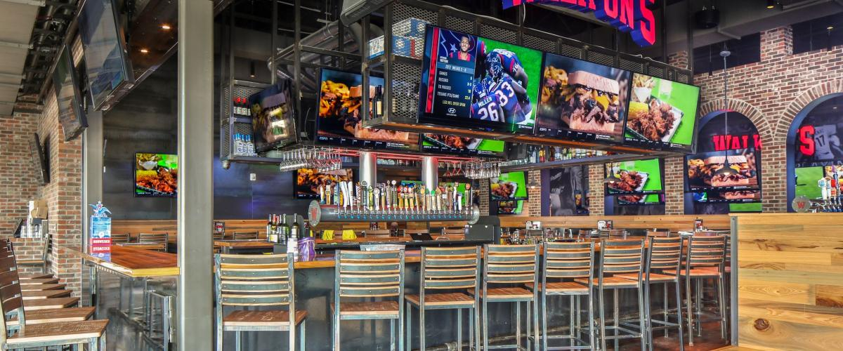 Walk-Ons Sports Bistreaux Now Open on I-Drive Orlando