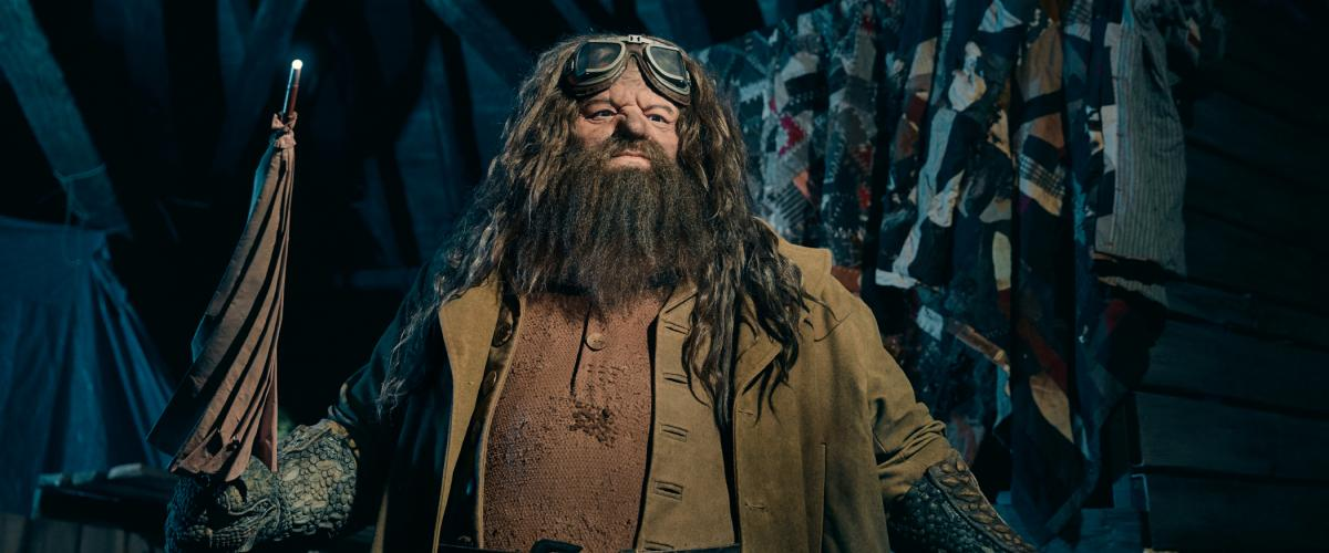 Islands of Adventure New Harry Potter Ride Opens June 19 - First Look Hagrids Magical Creatures Motorbike Adventure