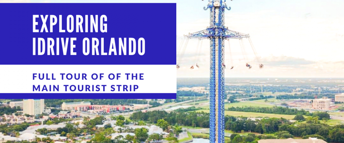 Full Video of International Drive (IDRIVE) Orlando with Voice Over of Restaurants, Attractions, and more!